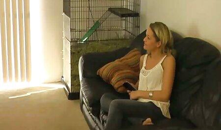 Nette junge rasierte sexfilme kostenfrei ansehen Muschi Blondine mit Zöpfen reitet einen großen harten Porno Schwanz